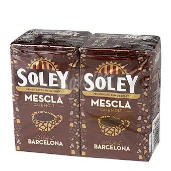 Soley Soley Molido Mezcla Pack de 2X250 g