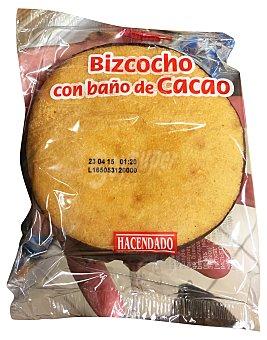 Hacendado Surtido granel bizcocho con baño de cacao Paquete 2 u