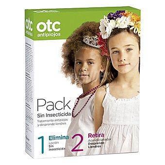 otc Otc antipiojos pack sin insecticida Pack 2x125 ml