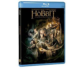 CIENCIA FICCIÓN El Hobbit: La desolación de Smaug, 2013, Película en Bluray, Género: ciencia ficción, acción, aventuras. Edad: +13 años 2: La de..