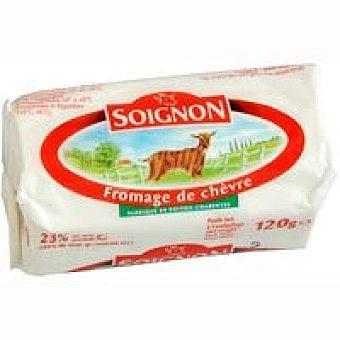 Soignon Rulo de cabra 120 g
