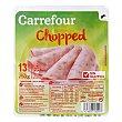 Chopped york en lonchas - Sin Gluten 250 g Carrefour