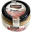 Paté de jamón curado sin gluten 110 G 110 g Farcedo