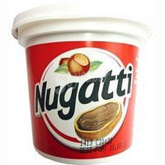 NUGATTI Crema de chocolate con avellanas Tarro 250 g