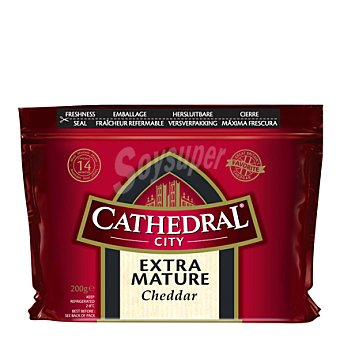 CATHEDRAL CITY Cathedral City Extra 200 g