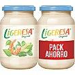 salsa fina  pack 2 frasco 460 ml Ligeresa