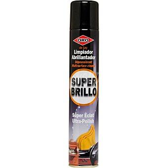 Oro Limpiador abrillantador super brillo spray 520 ml Spray 520 ml