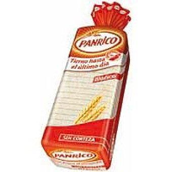 Panrico Pan de molde sin corteza Paquete 450 + 20%
