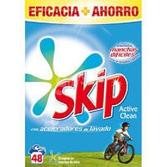 Skip Detergente polvo 48 dosis