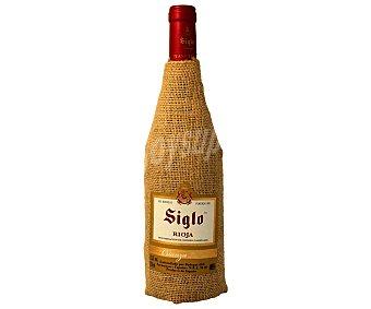 SIGLO Vino D.O. Rioja SIGLO saco tinto crianza . botella 75 cl