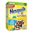 Cereales integrales ABC Nesquik Nestlé Alphabet 325 g Nesquik Nestlé
