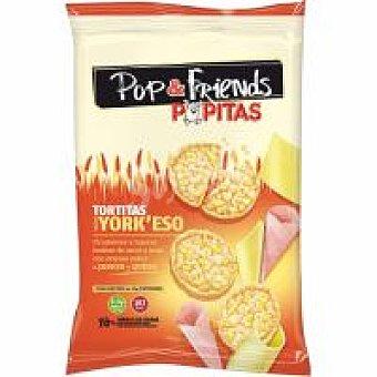 Borges Pop&friends Popitas 60 GR
