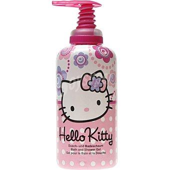 Hello Kitty gel de baño infantil Dosificador 1 l
