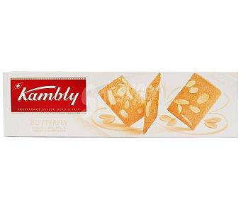 Kambly Galletas extra finas de mantequilla con almendras Butterfly 100 g