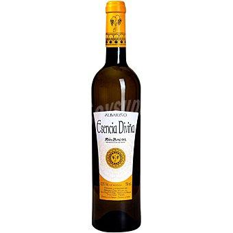 ESENCIA DIVINA Vino blanco albariño D.O. Rías Baixas 75 cl 75 cl