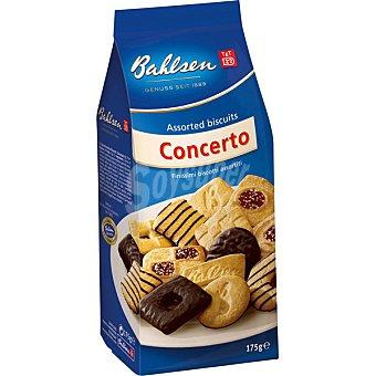 BAHLSEN Concerto Galletas surtidas envase 175 g Envase 175 g