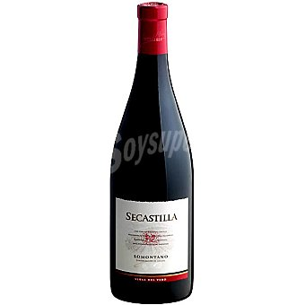 Secastilla Vino tinto DO Somontano Botella 75 cl