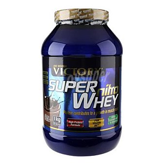 VICTORY Super Nitro Whey chocolate-avellana 1 kg