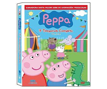 Fox´s Peppa Pig Temp. 3