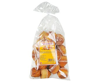 Bolleria Mini magdalenas bolsa 250 gramos