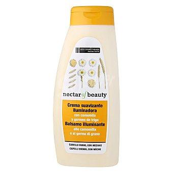 Les Cosmétiques Acondicionador Camomila & Trigo para cabello rubio - Nectar of Beauty 500 ml