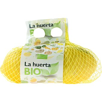 LA HUERTA Limones ecológicos Bolsa de 500 g