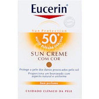 Eucerin EUCERIN Crema Solar Tinted 50+ 50ml
