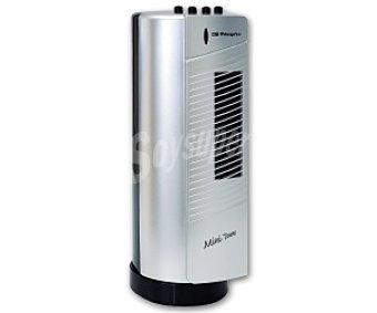 ORBEGOZO TM 0915 Ventilador de columna, potencia 30W, 2 velocidades, oscilante