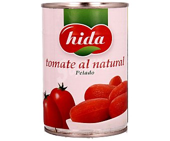 Hida Tomate natural pelado Lata 240 g