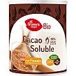 Bio cacao al 38% soluble con panela de cultivo ecológico  bote 400 g El Granero Integral