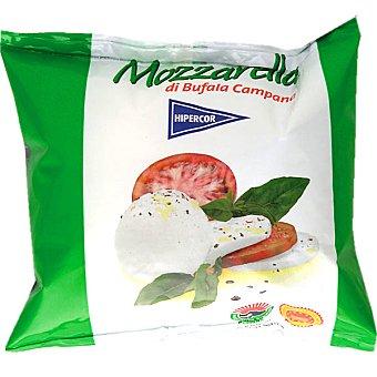 Hipercor Mozzarella búfala bolsa 125 g Bolsa 125 g