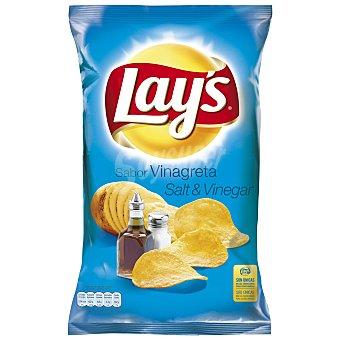 Lay's Patatas fritas lisas con sabor a salsa vinagreta Bolsa de 170 g