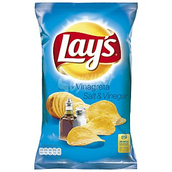 Lay's Patatas fritas sabor a la vinagreta Bolsa 170 g