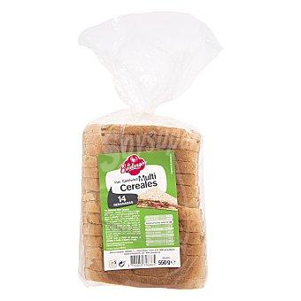 La Boulangere Pan de sandwich multicereales 550 g