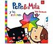Pepe & Mila y los colores. yayo kawamura. Género: Infantil. Editorial  EDICIONES SM