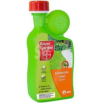 BAYER GARDEN Herbicida total glyfos envase 500 g Envase 500 g