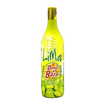 Dama de Baza Bebida refrescante de lima Botella de 1 litro