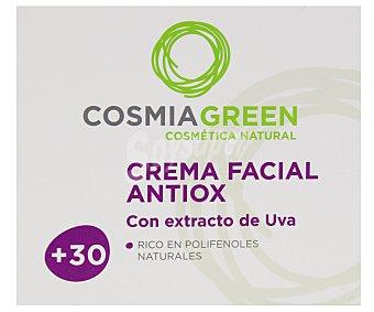 COSMIA Crema facial antioxidante con extracto de uva 50 mililitros