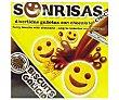 Galletas con Chocolate Sonrisas 200 Gramos Biscuits Galicia