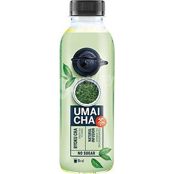 Umaicha Refresco de te verde botella 500 ml