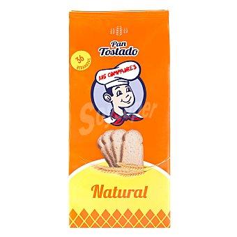 Los Compadres Pan brasa natural 260 g