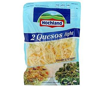Hochland Rallados Queso Rallado 2 Quesos Light Hochland 150 gr