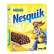 Barritas de cereales con chocolate Paquete 6 u Nesquik Nestlé