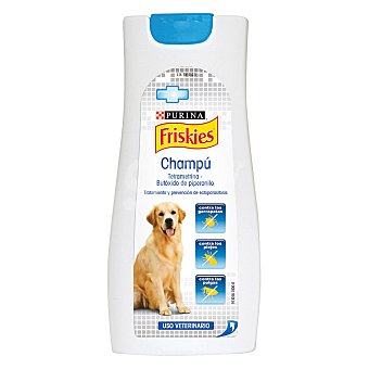 Friskies Purina Champú insecticida para perro Bote 250 ml
