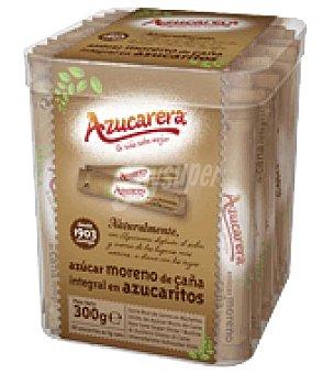 Azucarera Azúcar moreno de caña integral en azucaritos 60 ud (300 g)