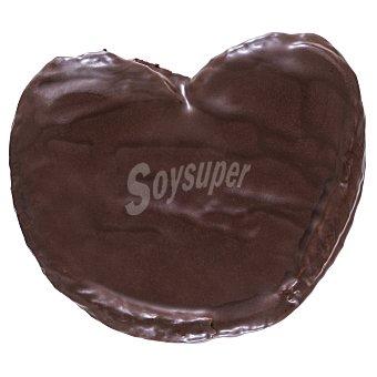 Hacendado Palmera al chocolate horno (venta por unidades) 1 u - 125 g
