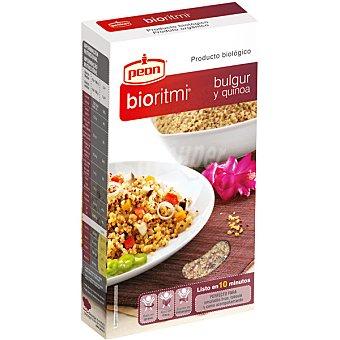 BIORITMI Bulgur y quinoa ecologico para ensaladas frias tabule y como acompañamiento envase 250 g Envase 250 g