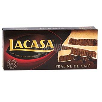 LACASA Turron praline café estuche 200 grs