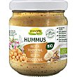 Hummus tradicional ecológico sin gluten y sin aceite de palma Tarro 175 g Granovita
