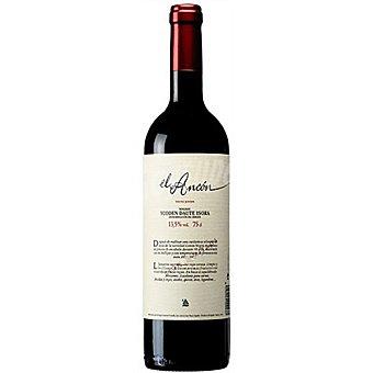 EL ANCON Vino tinto tintilla D.O. Ycoden Daute Isora Botella 75 cl